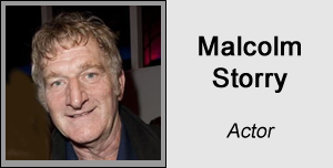 Malcolm Sorry - Actor